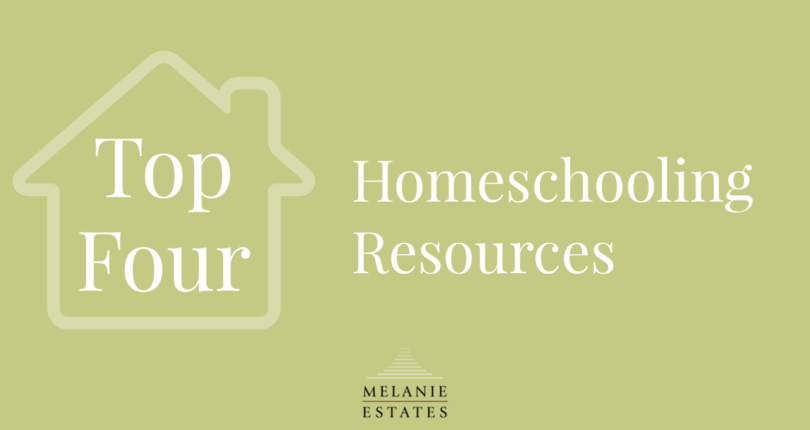 Top Four Resources For Homeschooling